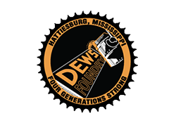 DEWS FOUNDRY logo.