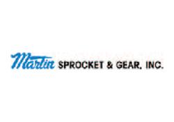 Martin Sprocket & Gear logo.