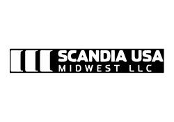 SCANDIA USA logo.