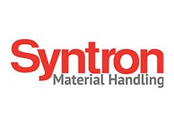 Syntron logo.