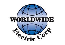 Worldwide Electric Corp logo.